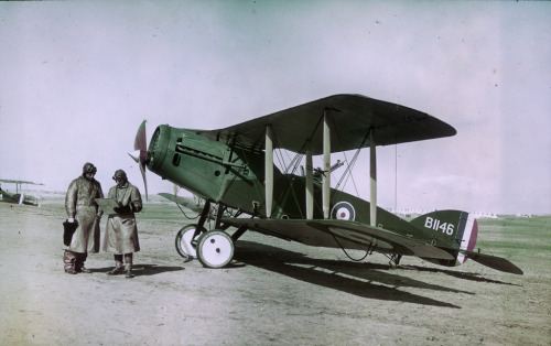 What Was The Best British Fighter Of World War One: Candidate #3 - The Bristol F.2 The Biff of Brisfit was arguably the best two-seat fighter to enter service with any air force in the first half of the twentieth century, with over 240 aces flying the type, over 5300 being produced and it serving long after World War One ended. Originally flown at a tactical disadvantage by its pilots, when the F.2/F.2b was used aggressively like a single seater scout its success was remarkable. The RFC and RAF used it extensively and it also saw good work with the AFC in the Middle East with 1 squadron. After the First World War the newly formed Polish Air Force used it in the Polish-Soviet War. The F.2/F.2b may be the most under-rated warplane of World War One. To vote for it please follow this link.
