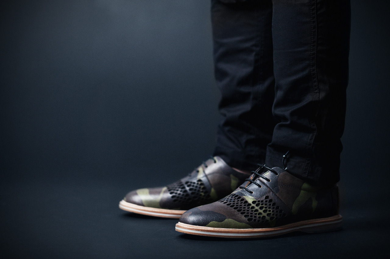 anchordivision:  Thorocraft 2013 Spring Footwear Collection — ANCHOR DIVISION