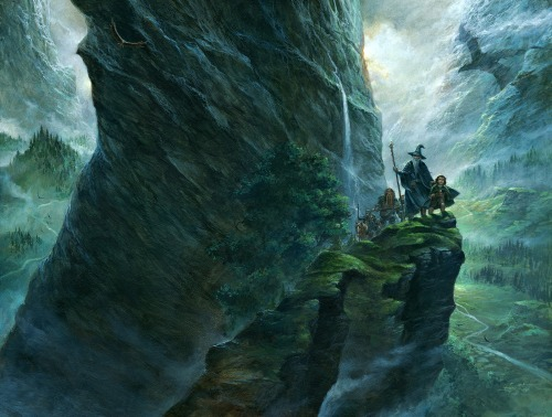 xombiedirge:  The Hobbit by Didier Graffet