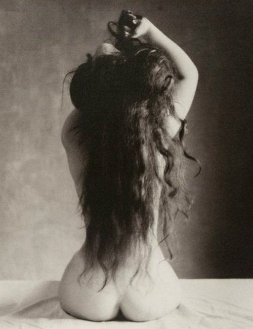 frenchtwist:    Untitled (Nude) by Yvon Le Marlec, 1990