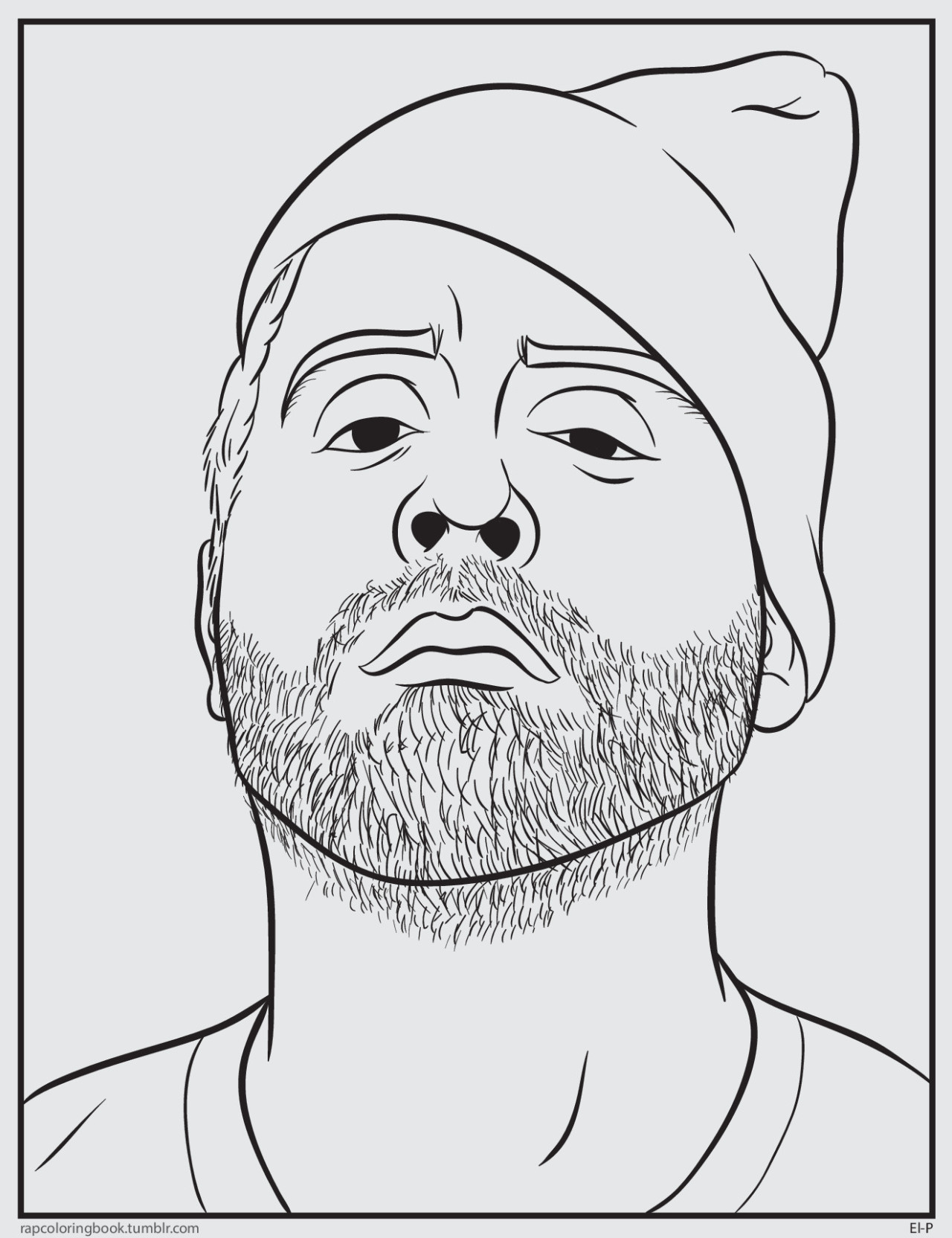rap star coloring pages - photo#42