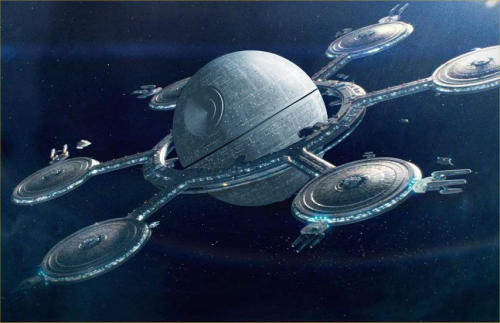 Federation Death Star