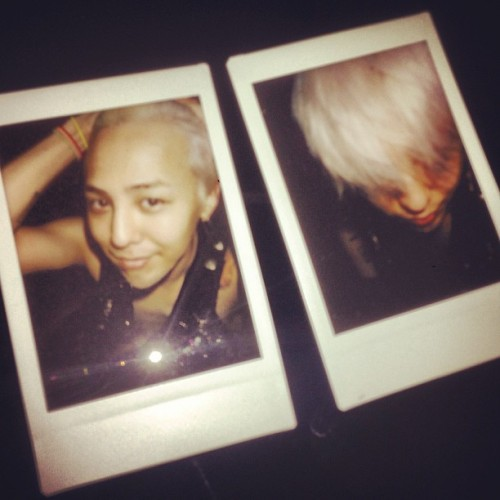 ygfamilyy:  GD - 130513 Instagram Update!