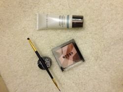New fave beauty products #stillaeyemakeup #coverfxprimer #tarteeyeliner