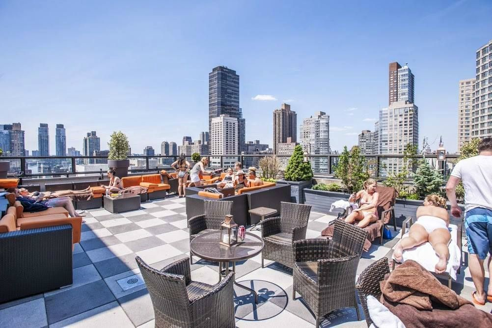 The Empire Hotel - New York City, NY, USA One of... | Luxury Accommodations