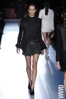 womensweardaily:   Diesel Black Gold RTW Fall 2013