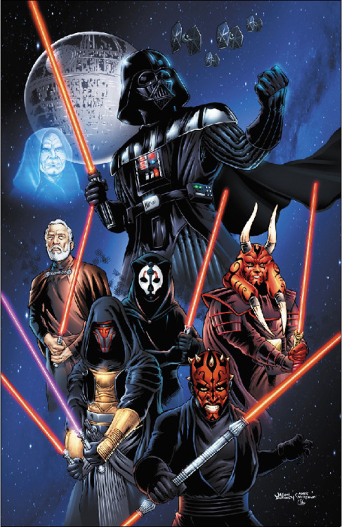 osirisgirl:  Star Wars Sith Lords by ~jasonbaroody