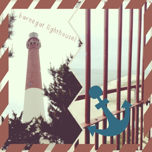 #ABeautifulMess  (at Barnegat Lighthouse)