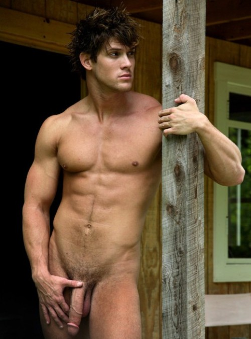 ladsofscorpio:  Leighton Stultz !!! (h/t nakedmenallowed.blogspot.ca )  More to come…