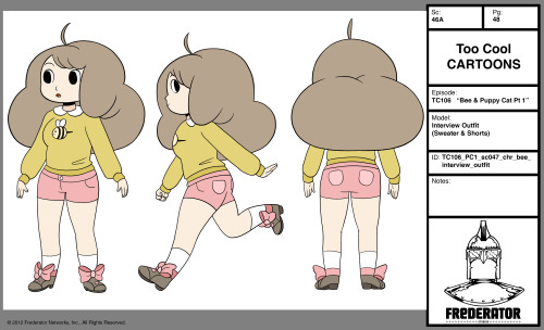 beeandpuppycat:  Character Color Rolling In Efrain Farias is busy coloring characters, and Natasha is busy approving.