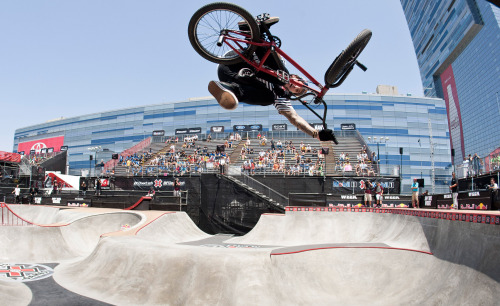 Some of your favorite X Games BMX pros have new sponsors for the new year. Here's a quick rundown http://bit.ly/136ErPZ