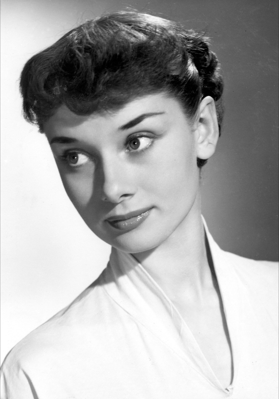 "Audrey Hepburn photographed (possibly) by Noel Mayne circa 1950. Copyrights Audrey Hepburn Family Archive. From the book ""Audrey – A Cherished Memory""."