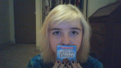 I have found my one true love. And it is vegan chocolate.
