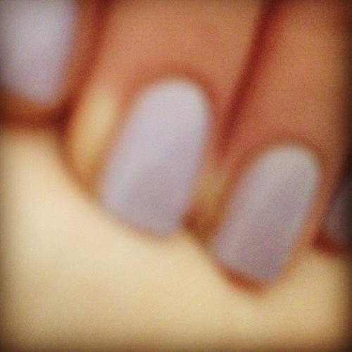 #summer #nails #nail #polish #varnish #purple #liliac #pastel #light #blurry #new #topshop #pretty #cute #paint #blurry