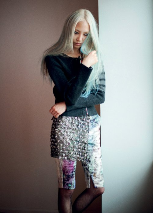 obsessee:  Soo Joo Park by Caitlin Cronenberg for Grey Magazine