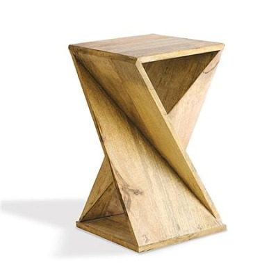 vjeranski:  Origami Geometric End Table by Shades of Light