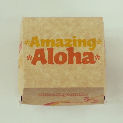 It's (amazingly) back!!! :-) #Jollibee #AmazingAloha