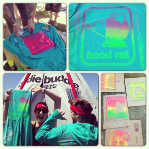 Coachella Fun! Remember to follow us on twitter @hoodiebuddie to join in on our fun! keep listening -hb