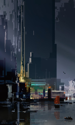 sparth:  Vertical Ville. from Structura II