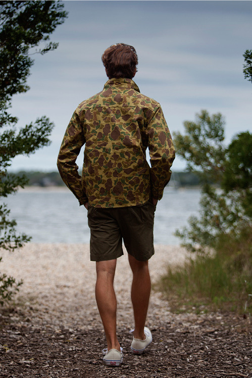 mensfashionworld:  Penfield Spring 2013