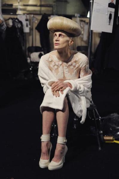 simulated:  McQ by Alexander McQueen  Autumn/Winter 2012