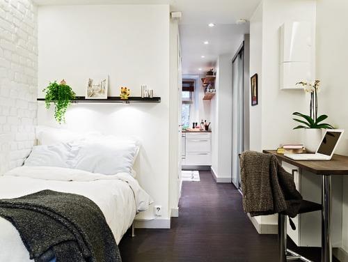 minimalist bedroom on tumblr