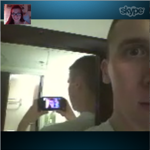skype-ception.  thanks nick