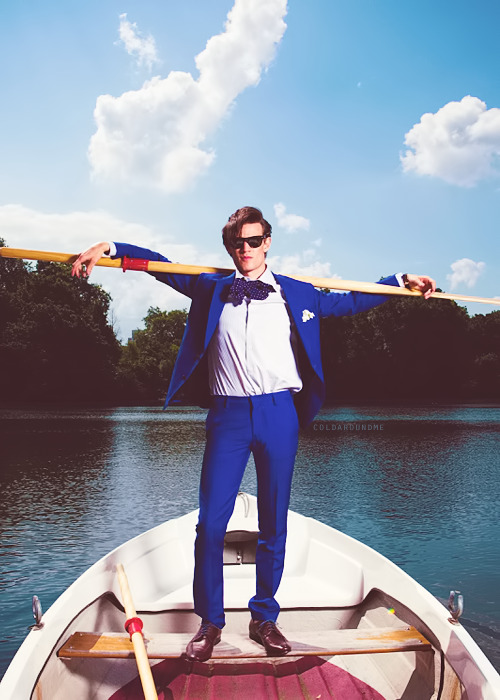 my dream man, the doctor.