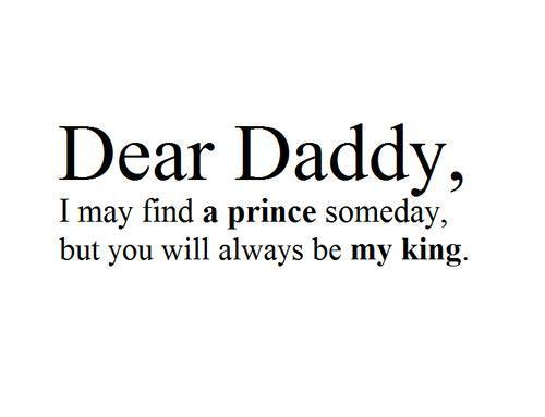I lovee you dad <3