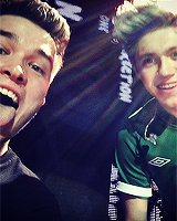 """Love this pic of me and @NiallOfficial! #Nosh"""