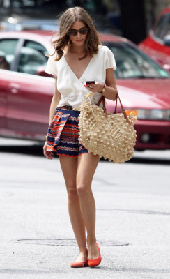 on-thestreets:  Olivia Palermo