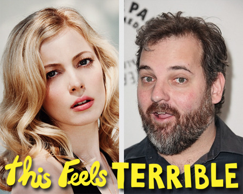 thisfeelsterrible:  Have you ever wanted to ask Dan Harmon or Gillian Jacobs an awkwardly personal question about love or relationships that will be answered in front of a live audience? If so, your highly-specific dream has come true!  Send your questions to the ask box, tweet them to us at @FeelsTerrible or email them to thisfeelsterrible@gmail.com! Questions will be read aloud during the upcoming live episode of the show. Please keep them around 140 characters in length so we can achieve maximum question-asking during the show!