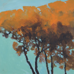 Five trees22 x 22 inches2013