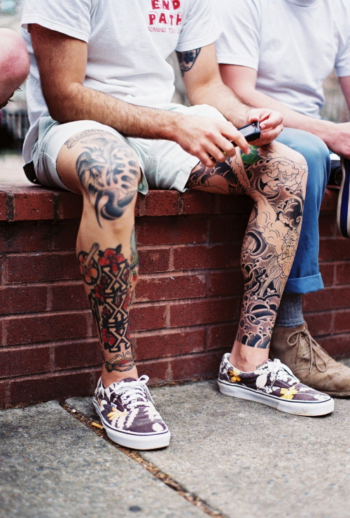 creepsquad:  Tatty Blasted