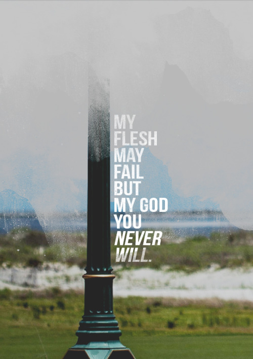 josefthedreamer:  Give me faith by Elevation Worship