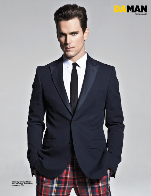 mancrushoftheday:  NSFW- Photo: Matt Bomer for DaMan magazine  The Man Crush Blog / Facebook / Twitter