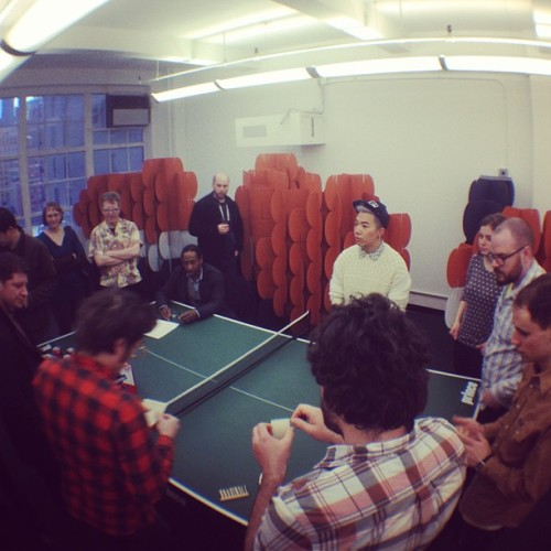 Shapeways @meetup is now happening in #nyc  (at Shapeways HQ)