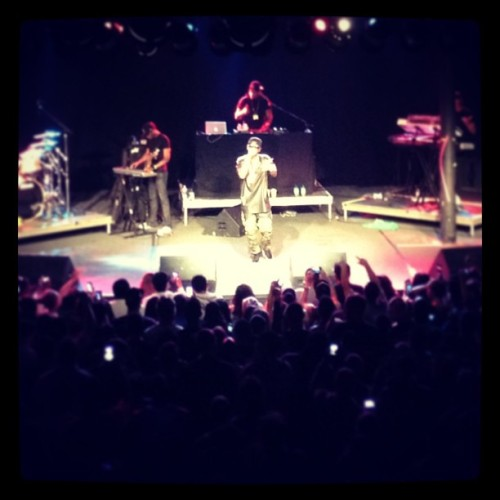 #Legends #PushaT and #Fabolous (at Roseland Theater)