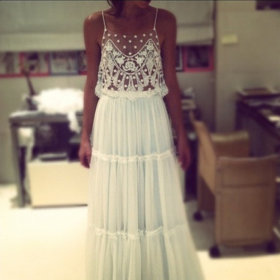 vanilla-mom:   luxelif-e   I like dis dress  This would be my wedding dress if I ever found it