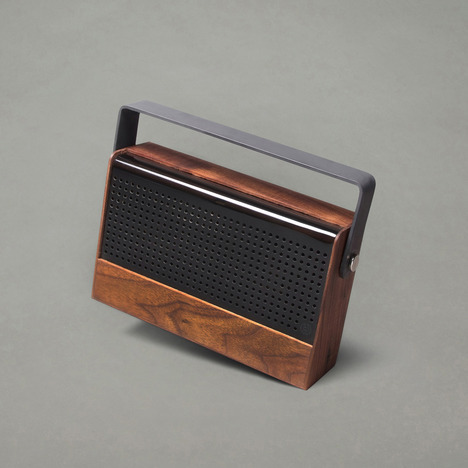 conceptive:  designbinge:  Furni Kendall Bluetooth Speaker by Mitz Takahashi   I Love Ugly