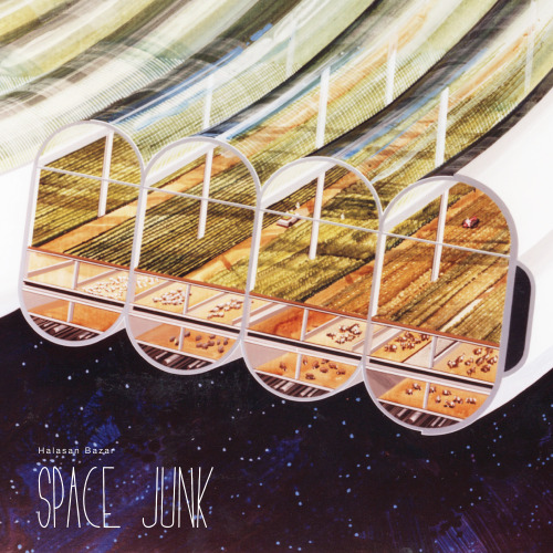 "Happy Release Day! We've been shipping copies of Space Junk since last Friday, but today's the album's official release date. Activity at the USPS will be particularly vigorous today, robust even, as we stand dutifully in line to ship a tote-bag full of cardboard squares we've filled with music-loaded vinyl rounds, though eventually we'll come home to wait for the reviews. I must be getting old, because this mediocre review from the 405 just seems funny - seems like the album wasn't psychedelic enough for him, but he also intimates not liking psych music on principle, so go figure. Order a copy of Space Junk on vinyl from our bandcamp. In the meantime, check out the latest single from the album, ""You & I"" - premiered last week over on Pitchfork."
