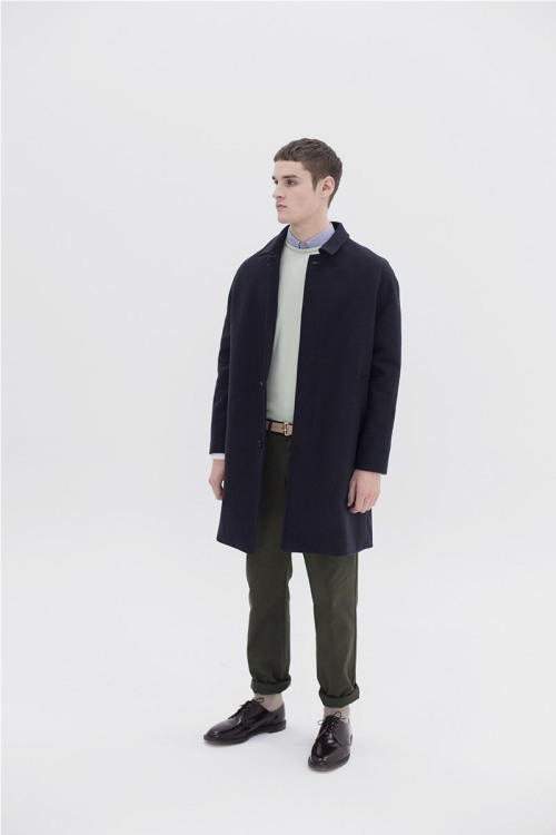 SMITH-WYKES FALL/WINTER 2013 LOOKBOOK