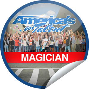 I just unlocked the America's Got Talent Magician sticker on GetGlue                      37952 others have also unlocked the America's Got Talent Magician sticker on GetGlue.com                  It's no illusion: you're already hooked on the gifted performers of America's Got Talent. Share this one proudly. It's from our friends at NBC.