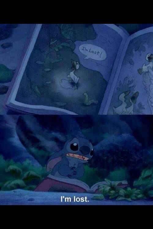 #lilo and stitch #lost