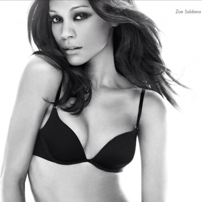 #WOMANCRUSHWEDNESDAY Zoe Saldana #badass #startrek #columbiana #sopretty #zoesaldana #beautiful #wcw