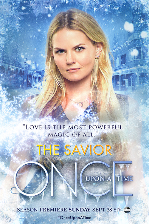 """onceabc:  """"Love is the most powerful magic of all."""" #OnceIsFrozen"""