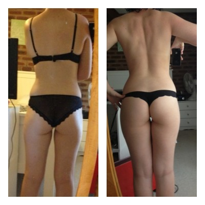 kelskicksass:  For anyone worried about weights making a gal 'bulky'! Do your weight training people! For more info check www.dhpt.tumblr.com or ask me!!
