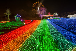 Rainbow Road ♦ Sodegaura-shi, Chiba, Japan | by arcreyes