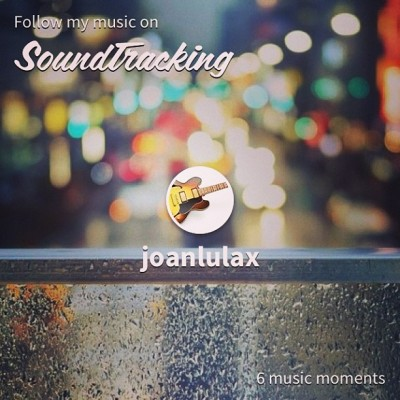 If you're on SoundTracking, follow me at: joanlulax. I'm using this mobile app to share what I'm listening to… #soundtracking / on Instagram http://bit.ly/1048SCs