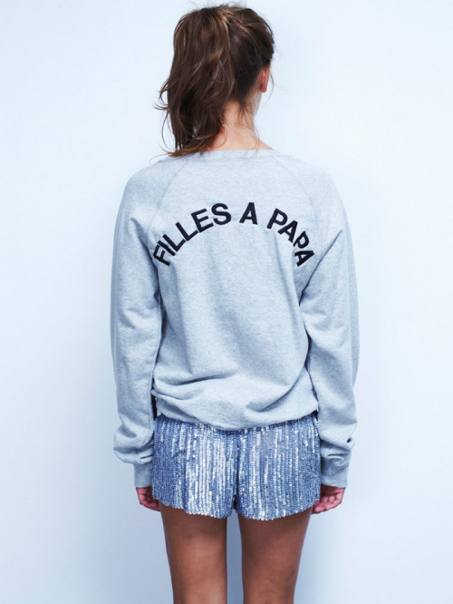 what-do-i-wear:  Filles a papa Really digging this new label that I've just discovered.